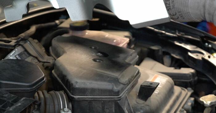 Αλλάζοντας Τακάκια Φρένων σε LEXUS RX (MHU3_, GSU3_, MCU3_) 3.5 AWD 2006 μόνοι σας