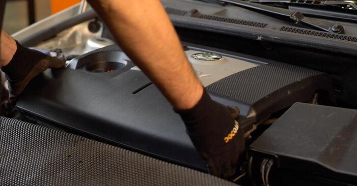 Skoda Fabia 6y5 1.9 TDI 2001 Tændrør udskiftning: gratis værksteds manualer