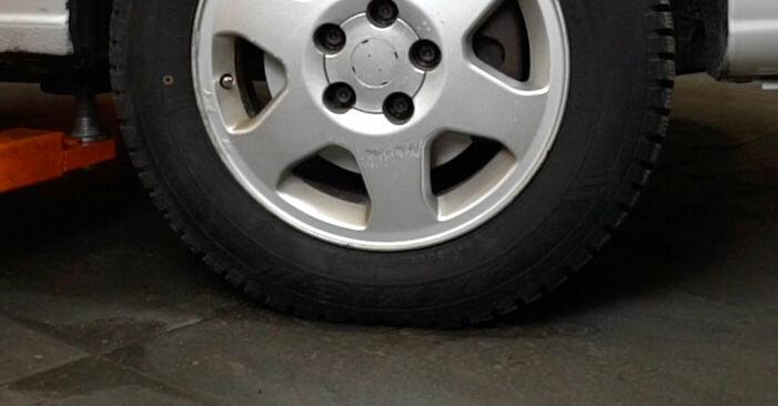 Byt Styrled på Opel Zafira f75 2002 2.0 DTI 16V (F75) på egen hand