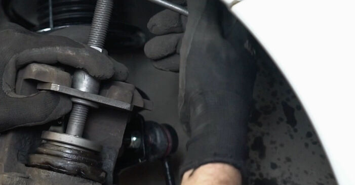 DIY replacement of Brake Pads on SKODA Fabia I Combi (6Y5) 1.2 2003 is not an issue anymore with our step-by-step tutorial