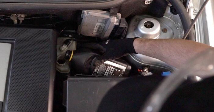 Zweckdienliche Tipps zum Austausch von Bremsschläuche beim SKODA FABIA Combi (6Y5) 1.2 2003