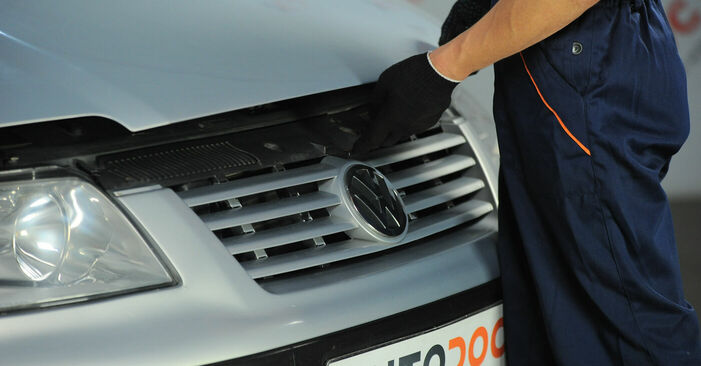 Wie Kraftstofffilter VW Sharan 1 1.9 TDI 1995 tauschen - Kostenlose PDF- und Videoanleitungen