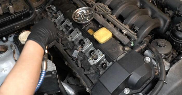 Tausch Tutorial Zündkerzen am BMW 5 (E39) 1993 wechselt - Tipps und Tricks