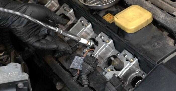 Zweckdienliche Tipps zum Austausch von Zündkerzen beim BMW 5 (E39) 528i 2.8 1995
