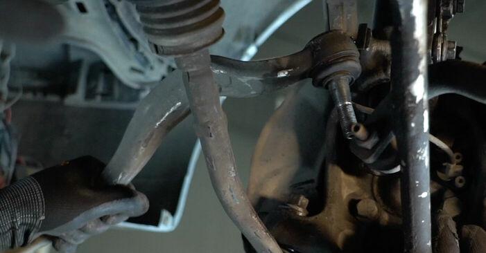 Jak wymienić Wahacz w BMW 5 Sedan (E39) 1998 - wskazówki i porady