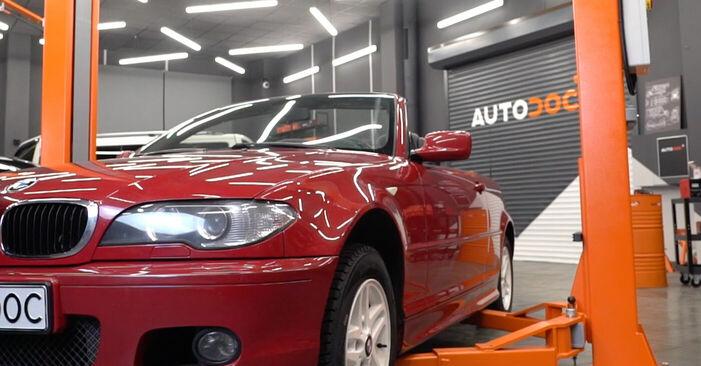 Zündkerzen am BMW 3 Convertible (E46) M3 3.2 2003 wechseln – Laden Sie sich PDF-Handbücher und Videoanleitungen herunter