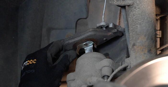 3 Touring (E46) 330d 3.0 2001 320i 2.2 Bremsscheiben - Handbuch zum Wechsel und der Reparatur eigenständig