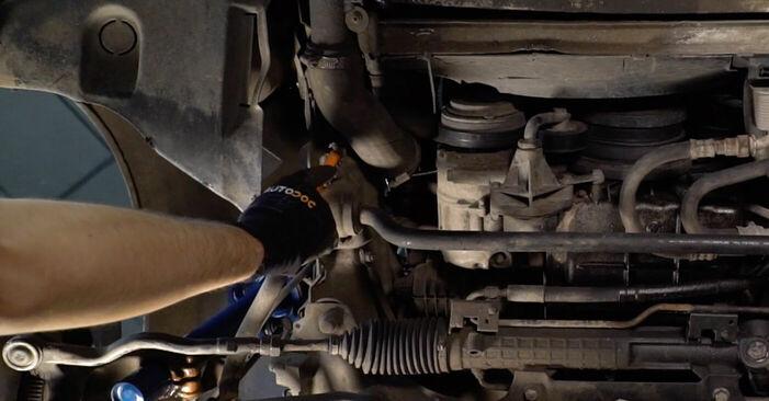 Kuinka vaihtaa Kallistuksenvakaajan Puslat BMW 3 Touring (E46) 2003 -autoon: lataa PDF-oppaat ja video-ohjeet