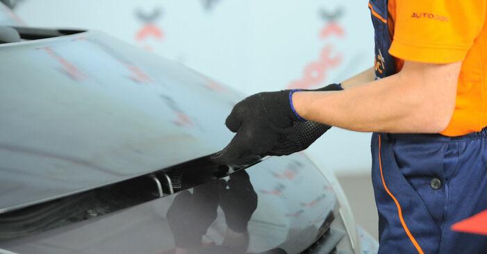 Cómo cambiar Pastillas De Freno en un Renault Scenic 2 2003 - Manuales en PDF y en video gratuitos