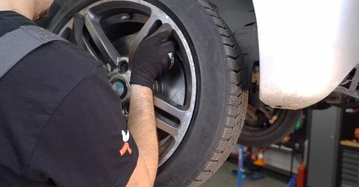 Koppelstange BMW 3 Touring (E46) 330d 2.9 2000 wechseln: Kostenlose Reparaturhandbücher