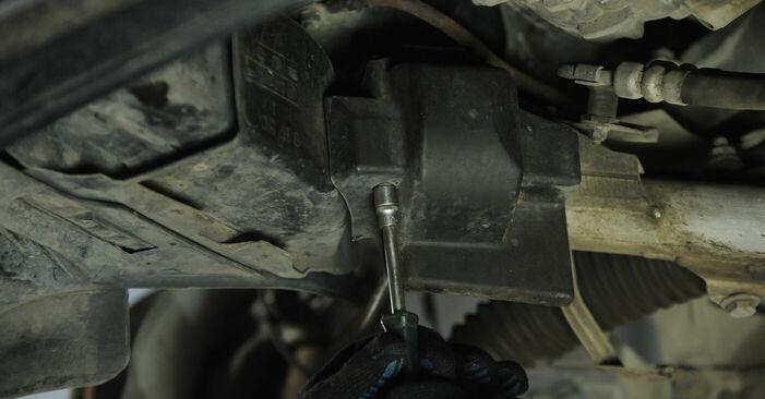 Wie kompliziert ist es, selbst zu reparieren: Federn am BMW E39 525i 2.5 2001 ersetzen – Laden Sie sich illustrierte Wegleitungen herunter