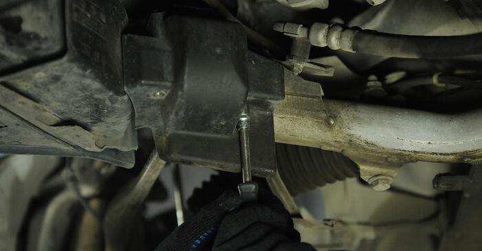 Wie man BMW 5 SERIES 525tds 2.5 1999 Domlager wechselt – Leicht verständliche Wegleitungen online