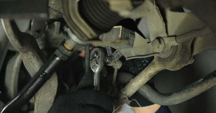 Wie man Domlager am BMW 5 Limousine (E39) 2000 wechselt – Laden Sie sich PDF-Wegleitungen und Videoanweisungen herunter