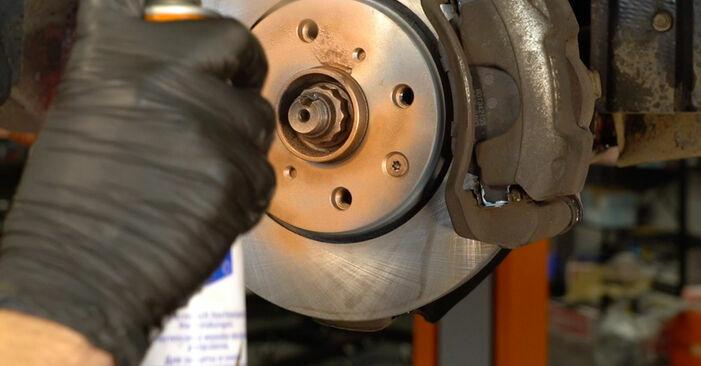 Cómo cambiar Pastillas De Freno en un Peugeot 407 Berlina 2004 - Manuales en PDF y en video gratuitos
