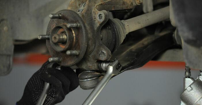Wie schwer ist es, selbst zu reparieren: Domlager Ford Mondeo bwy ST220 3.0 2006 Tausch - Downloaden Sie sich illustrierte Anleitungen
