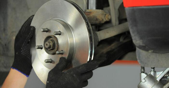 Domlager Ford Mondeo bwy 2.0 16V TDDi / TDCi 2002 wechseln: Kostenlose Reparaturhandbücher