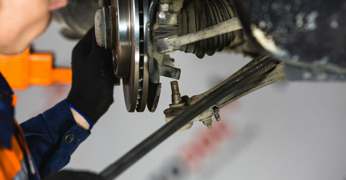 Need to know how to renew Control Arm on MERCEDES-BENZ A-CLASS ? This free workshop manual will help you to do it yourself
