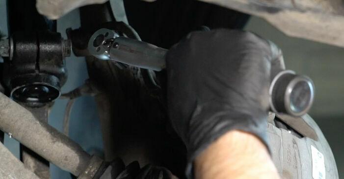Audi A4 B8 Saloon 1.8 TFSI 2009 Brake Pads replacement: free workshop manuals