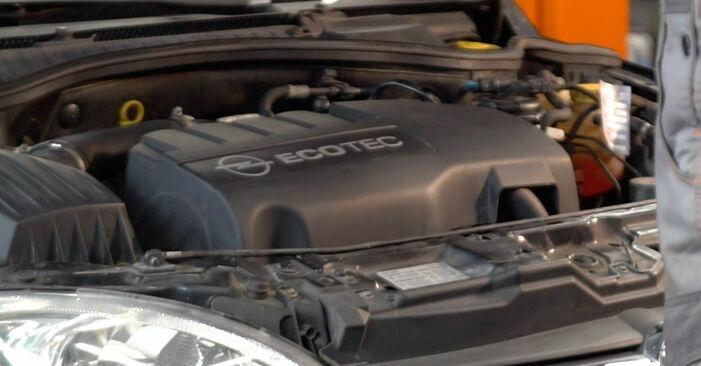 Hur byta Bromsskivor på Opel Corsa S93 1993 – gratis PDF- och videomanualer