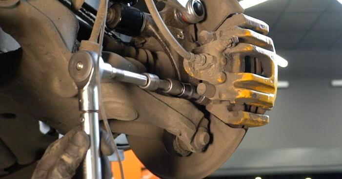5 Limousine (E60) 525d 3.0 2002 Querlenker - Wegleitung zum selbstständigen Teileersatz