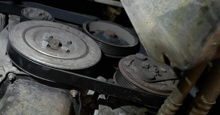 Need to know how to renew Poly V-Belt on FIAT GRANDE PUNTO ? This free workshop manual will help you to do it yourself
