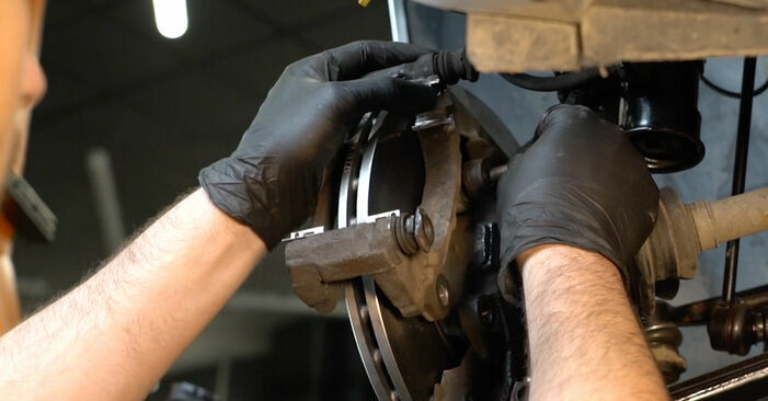 Need to know how to renew Brake Discs on FIAT GRANDE PUNTO ? This free workshop manual will help you to do it yourself