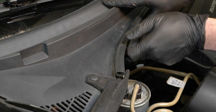 How to replace FIAT GRANDE PUNTO (199) 1.3 D Multijet 2009 Springs - step-by-step manuals and video guides