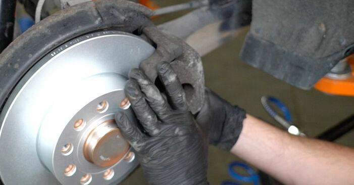 Octavia 1z5 1.6 TDI 2006 Radlager austauschen: Unentgeltliche Reparatur-Tutorials