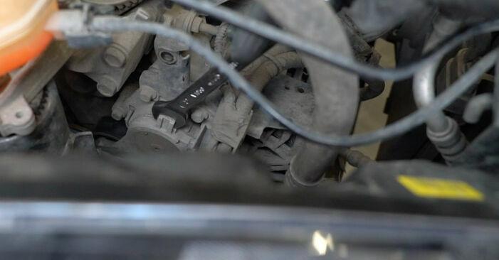 Kuidas vahetada välja FORD Fiesta Mk6 Hatchback (JA8, JR8) 2013 Soonrihm: laadige alla kasutusjuhendid PDF vormis ja video juhised