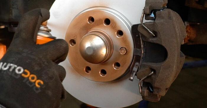 Mercedes W168 A 170 CDI 1.7 (168.009, 168.109) 1999 Spurstangenkopf wechseln: Kostenfreie Reparaturwegleitungen