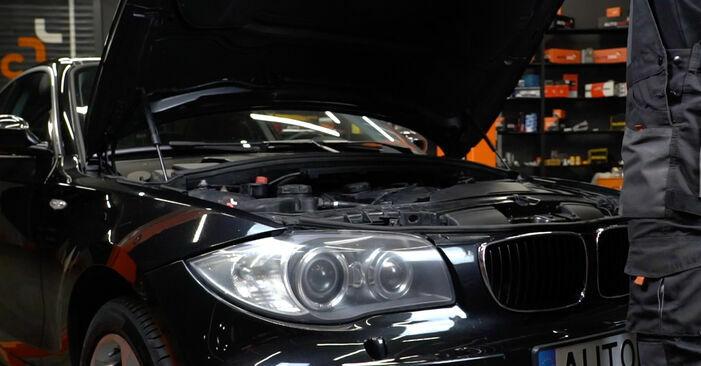 Cómo cambiar Discos de Freno en un BMW E82 2006 - Manuales en PDF y en video gratuitos