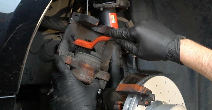 Reemplazo de Discos de Freno en un BMW 1 SERIES 123d 2.0: guías online y video tutoriales