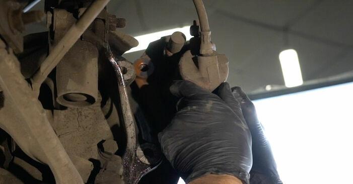 BMW E82 123d 2.0 2003 Domlager wechseln: Gratis Reparaturanleitungen