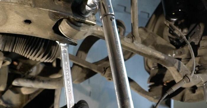Wie man BMW 1 SERIES 125i 3.0 2005 Domlager wechselt - Einfach nachzuvollziehende Tutorials online