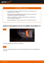 Tips van monteurs voor het wisselen van OPEL Zafira b a05 1.8 (M75) Multiriem