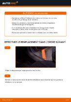 Comment remplacer un filtre à air d'habitacle sur une Opel Zafira B A05