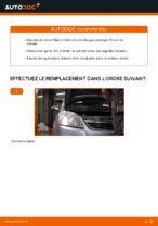 Comment remplacer l'huile moteur et un filtre à huile sur une Opel Zafira B A05