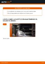 Cambiar Bujía de Encendido OPEL ZAFIRA: manual de taller