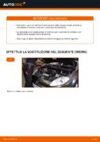 Montaggio Ammortizzatori FIAT BRAVO II (198) - video gratuito
