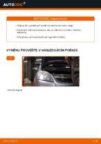 Výměna Olejovy filtr: pdf návody pro OPEL ZAFIRA