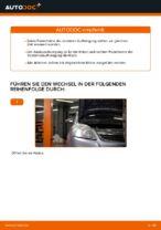 Auswechseln Federbein OPEL ZAFIRA: PDF kostenlos