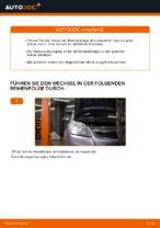 Wie Sie die vorderen Bremsbeläge am Opel Zafira B A05 ersetzen