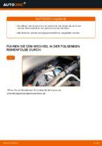 Wie Sie einen vorderen Bremssattel am Opel Zafira B A05 ersetzen