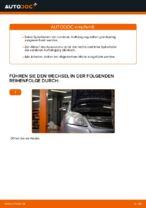 Wie Fahrwerksfedern OPEL ZAFIRA tauschen und einstellen: PDF-Tutorial