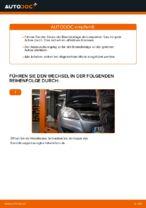 Wie Sie die hinteren Bremsbeläge am Opel Zafira B A05 ersetzen