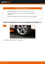 Tips van monteurs voor het wisselen van TOYOTA Toyota Auris e15 2.0 D-4D (ADE150_) Wiellager