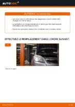 Comment remplacer les ressorts de suspension avant sur une Opel Zafira B A05