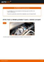 Comment remplacer un étrier de frein avant sur une Opel Zafira B A05