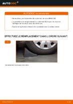 Comment remplacer le palier de moyeu avant sur une BMW E90