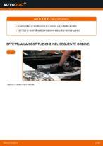 Guida passo passo alla riparazione Toyota Auris e18